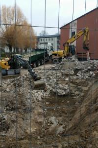 markberedning förberedelse för att bygga uppåt